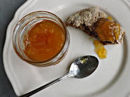 Meyer Lemon Ginger Marmalade found on PunkDomestics.com