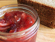 Meyer Lemon - Strawberry Marmalade found on PunkDomestics.com
