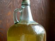 One Gallon of Mint Wine found on PunkDomestics.com