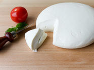 Homemade Mozzarella found on PunkDomestics.com