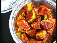 North Indian Lime Pickle