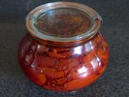 Oven-Dried Tomatoes Packed in Oil found on PunkDomestics.com