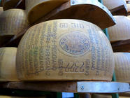 Parma and Modena: Parmigiano-Reggiano