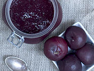 Homemade Ketchup from Plums + Zinfandel