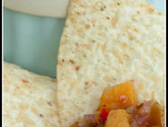 Peach Salsa found on PunkDomestics.com