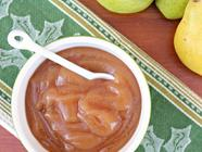 Pear Butter in the Crock Pot found on PunkDomestics.com