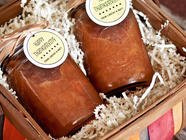 Cinnamon Pear Jam found on PunkDomestics.com