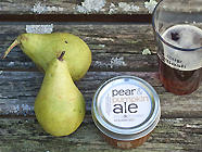 Pear & Pumpkin Ale Preserves