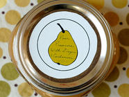 Pear Preserves With Cardamom & Ginger