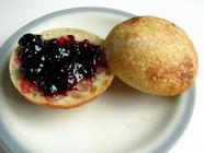 Pectin-Free Blackberry (Punk) Jam found on PunkDomestics.com