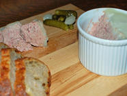 Wild Pheasant Rillettes found on PunkDomestics.com