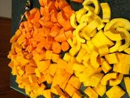 Canning for Fall - Pumpkin and Sweet Potatoes found on PunkDomestics.com