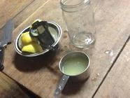 Lactofermented, English-Style Lemonade found on PunkDomestics.com