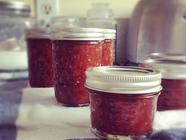Spicy (Heirloom) Tomato Jam found on PunkDomestics.com