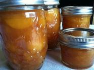 Peach Wine Preserve found on PunkDomestics.com