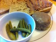 Cornichons (and a Very Passable Paté)