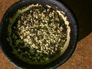 Milk Thistle and Sesame Seed Furikake