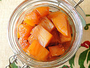 Pumpkin Refrigerator Pickles found on PunkDomestics.com