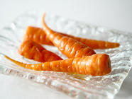 Pickled Carrots, without Vinegar