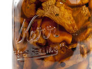 Pickled Chanterelles found on PunkDomestics.com