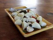 Pickled Garlic found on PunkDomestics.com