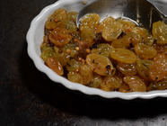 Pickled Golden Raisins found on PunkDomestics.com