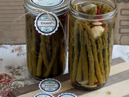 Pickled Asparagus found on PunkDomestics.com