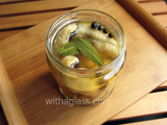 Pickled Fish with Allspice