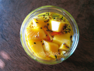 Pickled Yellow Mango