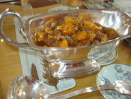 Pumpkin Chutney found on PunkDomestics.com