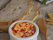 Roasted Red Pepper Cheese Spread