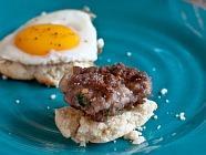 Homemade Breakfast Sausage found on PunkDomestics.com