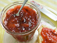 Blaisdon Plum and Lavender Jam