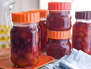 Plums - How to Turn a Glut into a Compote found on PunkDomestics.com