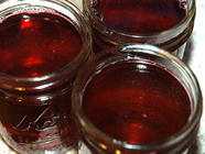 Pomegranate Syrup and Jelly