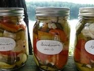 Giardiniera for Canning