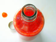 Really HOT!  Pressure Cooker Hot Sauce found on PunkDomestics.com