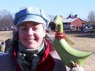 sylvie in rappahannock found on PunkDomestics.com