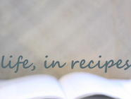 lifeinrecipes found on PunkDomestics.com