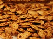 Roasted Pumpkin Seeds found on PunkDomestics.com