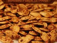 Roasted Pumpkin Seeds found on PunkDomestics.com