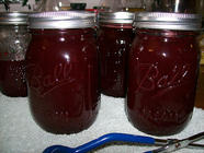 Farmers Market Raspberry-Apple Jam