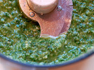 Wild Ramp & Parsley Pesto