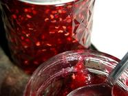 Homemade All Natural Raspberry Jam