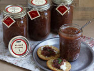 Rhubarb Chutney