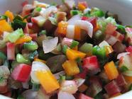 Rhubarb Salsa