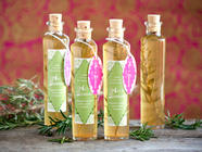 Rosemary Infused Vinegar found on PunkDomestics.com