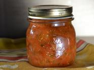 Nectarine and Plum Tomato Salsa