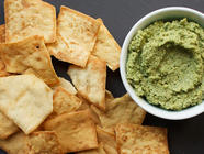 Sikil Pak (Pumpkin-Seed Dip)