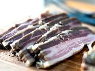 Homemade Bacon for Charcutepalooza found on PunkDomestics.com
